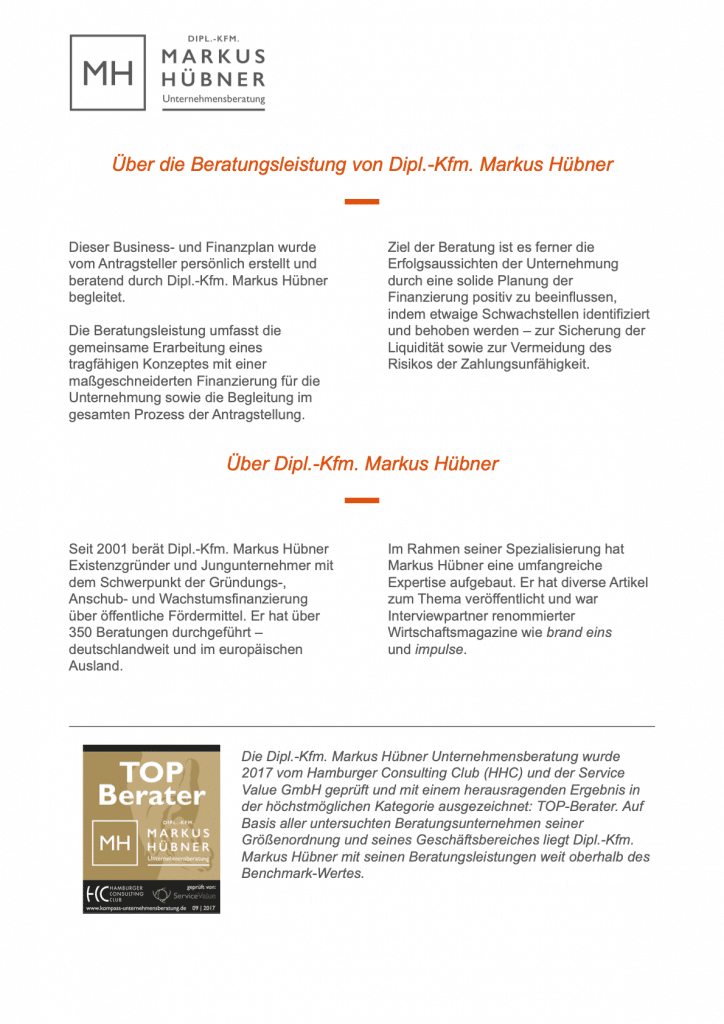 Deckblatt Zusammenarbeit BAFA Berater